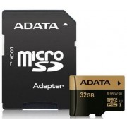 Card de memorie A-DATA, SDXC, Clasa 10, UHS-I U3, 32GB