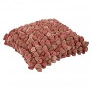 Haans Lifestyle Kussen Pebble terracotta