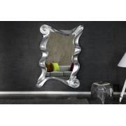Bighome.cz Bighome - Zrcadlo ALICE 160x106 cm – stříbrná