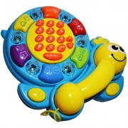 Telefon muzical pentru copii mici, Testoasa