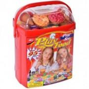 Set de joaca pentru copii Play Food 95 de alimente