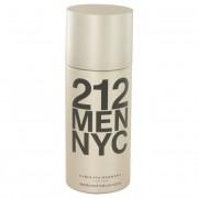 Carolina Herrera 212 Deodorant Spray 5 oz / 148 mL Fragrances 414600