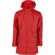 Tretorn Unisex Wings Monocrome Rainjacket Unisex Red 2018 S Regnjackor