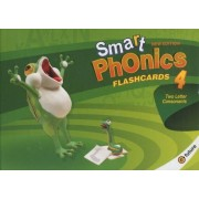Smart Phonics Level 4 Flash Card ?Child English Teaching Material? Smart Phonics New Edition 4 Flash Cards