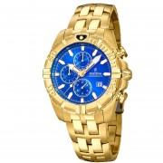 Reloj F20356/2 Dorado Festina Hombre Chrono Sport Festina