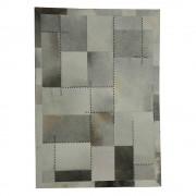 Echtfell Teppich mit Patchworkmuster Industry Design