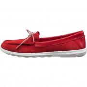 Helly Hansen Womens Faerder Deck Casual Shoe Red 37/6