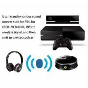 EB TX12 Transmisor Inalámbrico Profesional Inalámbrico Bluetooth V4.0 Adaptador De Audio Inalámbrico-negro