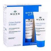 NUXE Creme Fraiche de Beauté 48HR Moisturising Cream crema giorno per il viso per pelle normale 30 ml donna