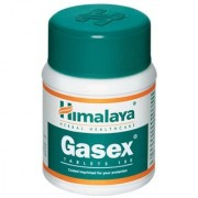 Himalaya Gasex Tablet (10TAB) (PACK OF 15)