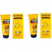 Meglow SUN SHADE Sunscreen Lotion 50 ml each Pack of 2