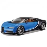 Детска играчка, Bburago Plus - Модел на кола Bugatti Chiron 1/18, 0931421