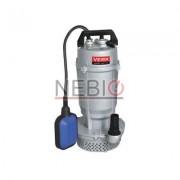 Pompa submersibila de apa curata cu plutitor Verk VSP-32A, 3900 l/h, 750 W, Argintiu