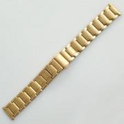 Bratara ceas otel PVD auriu nr. 74 [20-6PVD69]