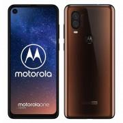 Motorola Moto One Vision 128+4 GB Dual Sim Liberado - Moka