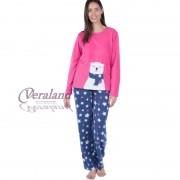 Pyžamo FORDVILLE LN000816 - ružová