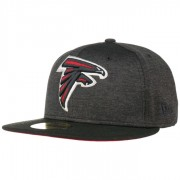 New Era 59Fifty Shadow Tech Falcons Cap Baseballcap Basecap Fitted NFL-Cap Flat Brim Atlanta