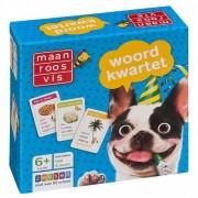 Spel Maan Roos Vis WoordKwartet