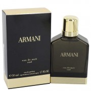 Giorgio Armani Eau De Nuit Oud Eau De Parfum Spray 1.7 oz / 50.27 mL Men's Fragrances 542069
