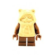 Ewok (Tan) - LEGO Star Wars Figure