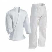 Kimono karate alb EvoGym ART 185cm
