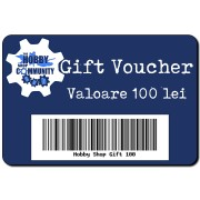 Hobby Shop - Gift Voucher 100 lei