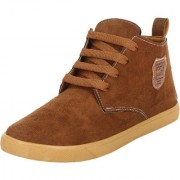 Super Mens Boys Brown-1111 Boot