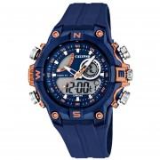 Reloj Hombre K5586/5 Azul Calypso