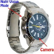 M MHB SPY Full HD Wrist 19201080 Wrist Watch Plus Night vision Hidden Audio /video recording. While recording no light Flashes Wrist Watch Camera Inbuild 16GB memory.