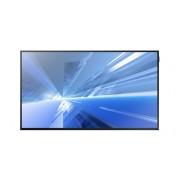 "Samsung LFD DH48E, Широкоформатен дисплей, 48"" D-LED BLU, 8ms, 5000:1, 700 nit, 1920x1080(FHD), Analog D-SUB, DVI-D, Display Port 1.2, HDMI, Component(CVBS Common), Bezel - 13.3 (Top/Side), 18.8 (Bottom), Embbeded, SBB, PIM"