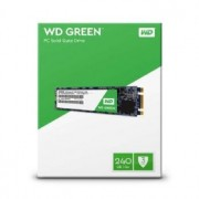 SSD WD Green (M.2, 240GB, SATA III 6 Gb/s) WDS240G2G0B
