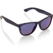 Invu Wayfarer Sunglasses(Blue)