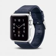 iCarer Řemínek pro Apple Watch 38mm / 40mm - iCarer, Vintage Blue