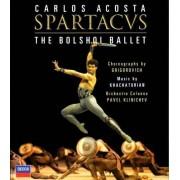 Carlos Acosta - Spartacus (0044007433041) (1 BLU-RAY)