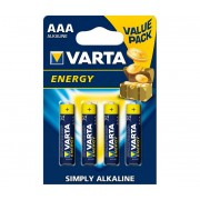 Varta 4103 - 4 buc Baterii alcaline ENERGY AAA 1,5V