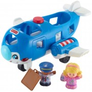 Fisher-Price Little People Travel Together Flygplan