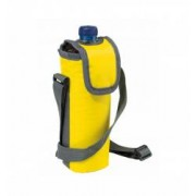 Geanta cooler Easycool galbena pentru sticla de apa