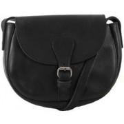 Pieces Baysa leather väska