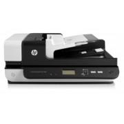 Scanner HP Scanjet 7500, 600 x 600 DPI, Escáner Color, Escaneado Dúplex, Negro/Blanco
