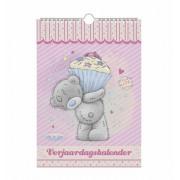 verjaardagskalender me to you - cupcake