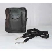 global wonders Waist Bag(Black)