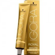 Schwarzkopf Professional Teintures Igora Royal Igora Royal Absolutes Age Blend 8-01 Blond Clair Naturel Cendré 60 ml