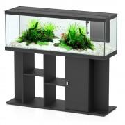 Acuario con armario Aquatlantis Style 150 x 45 LED - negro