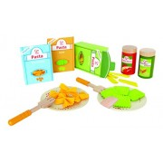 Hape-Wooden Pasta Set