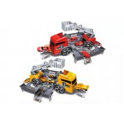 I-Nod Children's Extendable Fire Engine Truck - Red or Yellow!