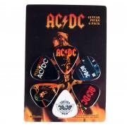 ponturi AC / DC - PERRIS PIELE - ACDC4
