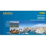 Fietsgids Bikeline Istrien - Istrië | Esterbauer