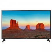 Телевизор LG, 55' 4K UltraHD TV,3840x2160,DVB-T2/C/S2, Smart webOS 4.0,Ultra Surround,WiFi 802.11ac,4Active HDR,HDMI, 4K Upscaler,Watch, 55UK6200