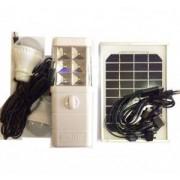 Sistem de iluminat cu incarcare solara GD-8024