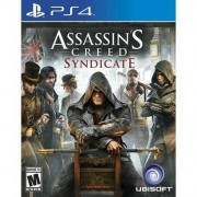 Assassins Creed Syndicate - Ps4 - Unissex
